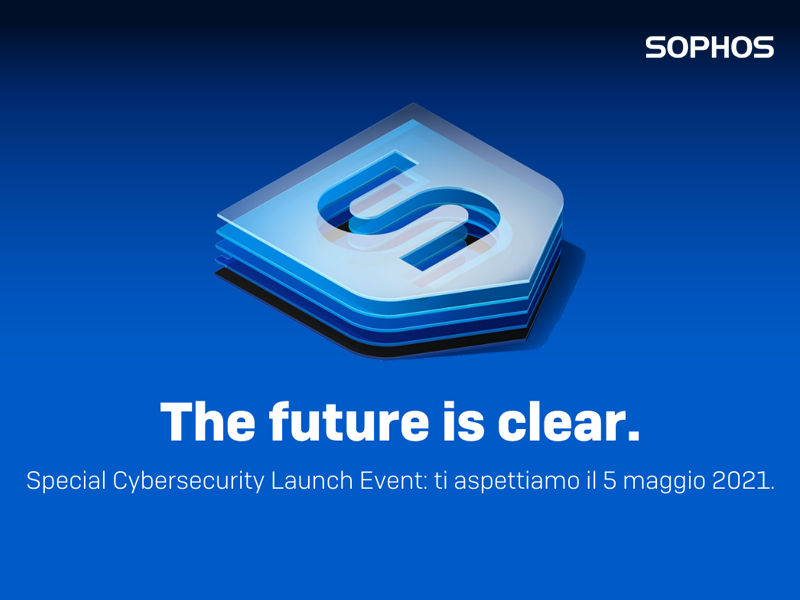 Cybersecurity Special Launch Event SOPHOS